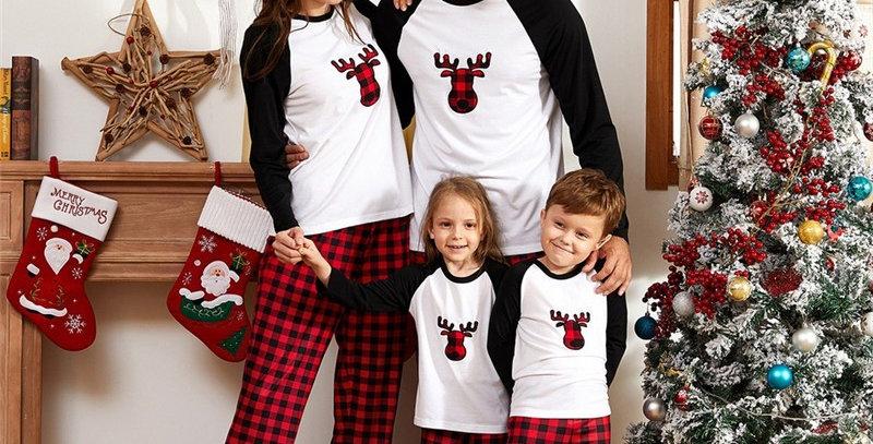 Deer Family Pajamas