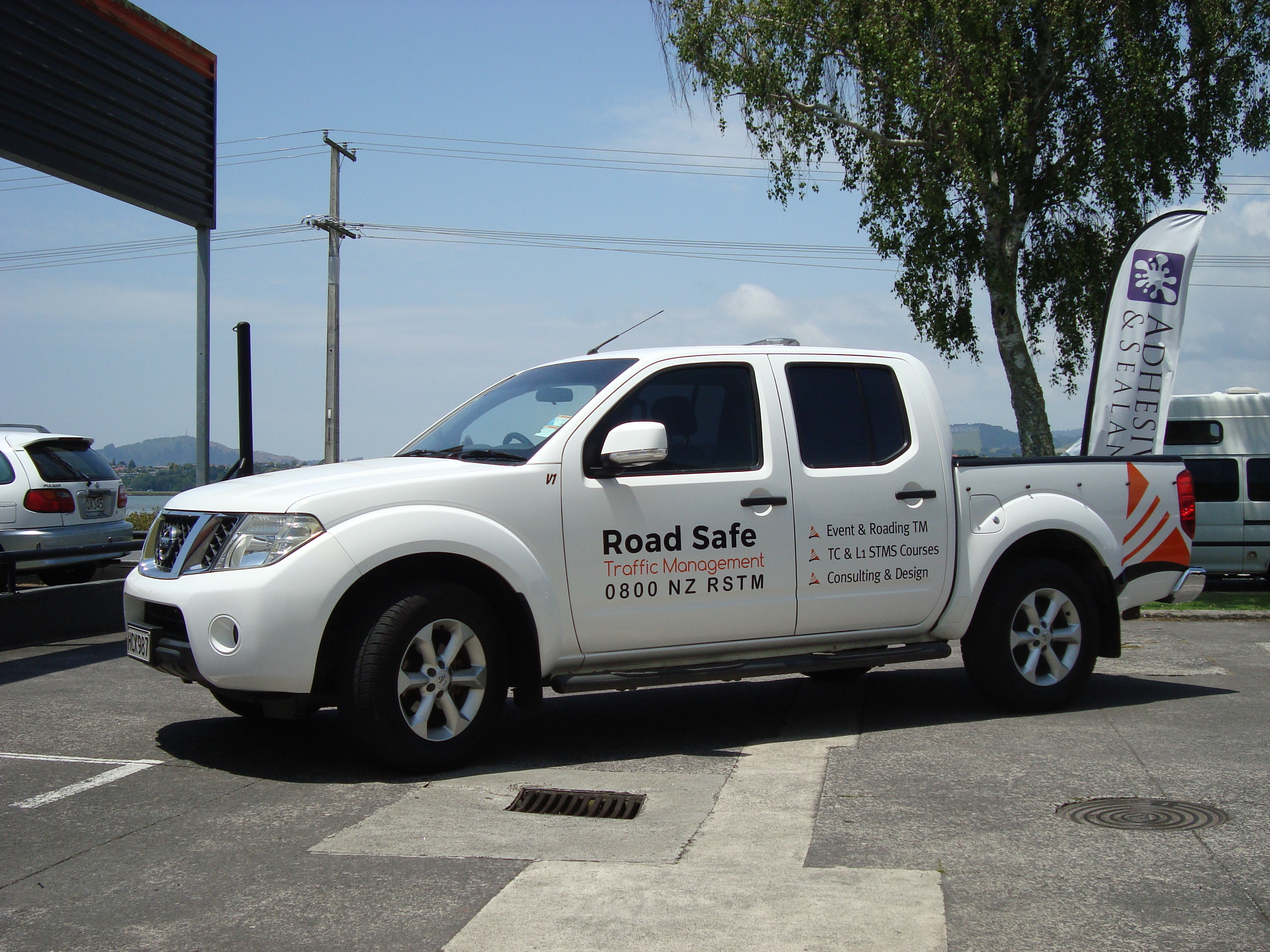Road Safe Navara