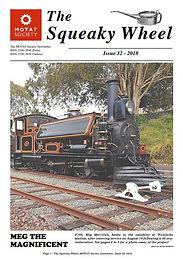 MOTAT Society Squeaky Wheel Newsletter Issue 32, October 2018