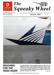 MOTAT Society Squeaky Wheel Newsletter Issue 33, June 2019