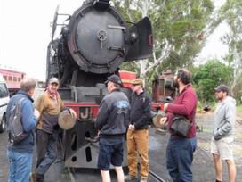 MOTAT Volunteers Aussie Adventure - Part Two