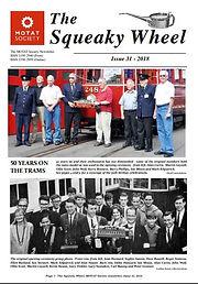 MOTAT Society Squeaky Wheel Newsletter Issue 31, June 2018