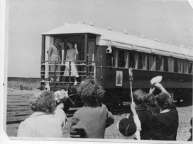 RECOLLECTIONS: BRUCE JOHNSON REMEMBERS THE 1954 ROYAL TOUR