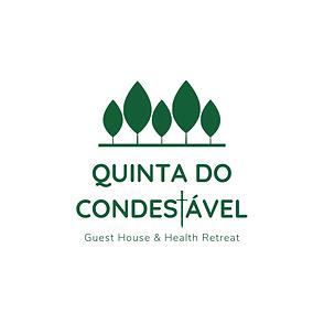 Logo Verde e Branco de Design de Interio