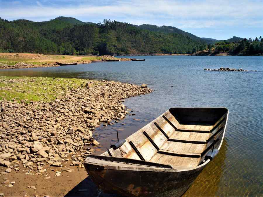 Rio Zêzere