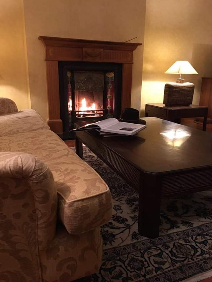 Sala de estar - receção