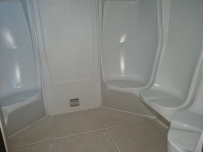 Zona de banhos turcos
