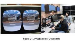 Oculus test