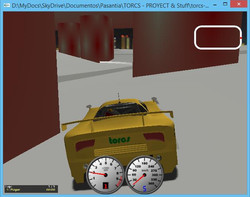 1st prototype with torcs
