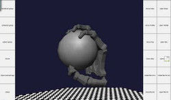 Spherical grasp