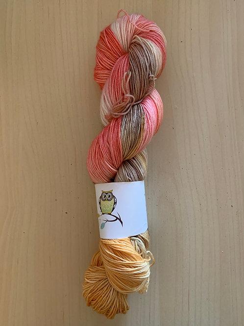 "Tiny Owl Yarn Ellie ""Fall Harvest"""