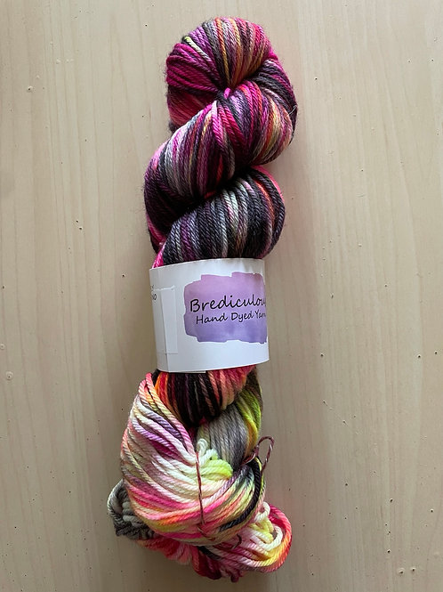 """Brediculous Yarns Aubs Worsted """"Hello Gorgeous"""""""