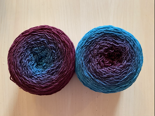 "Wonderland Yarns Blossoms ""Passionflower"""