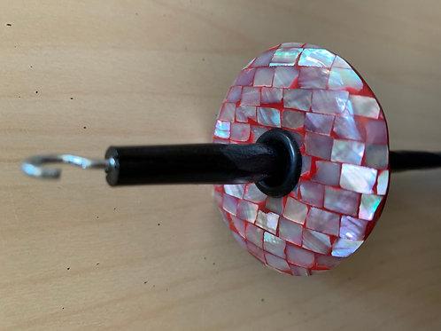 Full Circle Artworx Drop Spindle Mosaic Shell
