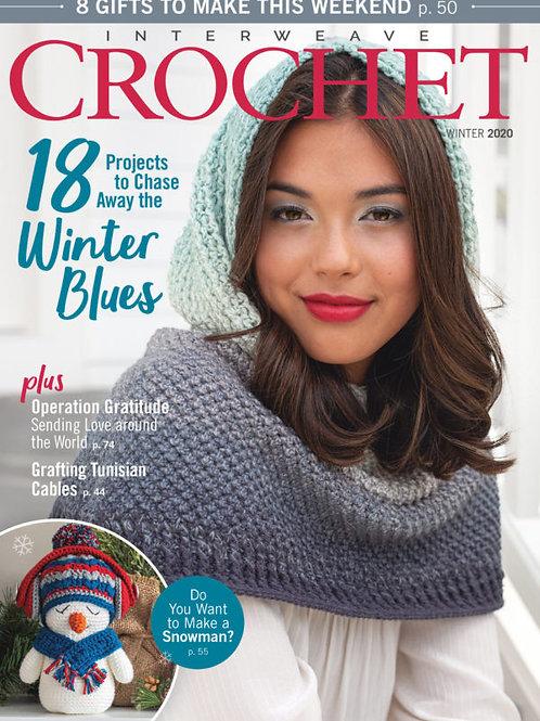 Interweave Crochet Winter 2020