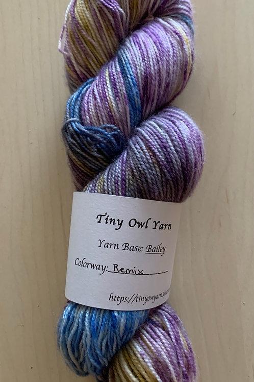 """Tiny Owl Yarn Bailey """"Remix"""""""