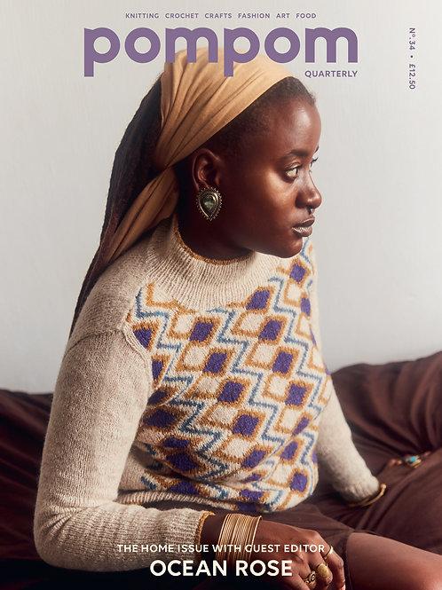 PomPom Quarterly Issue 34: Autumn 2020