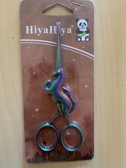 HiyaHiya Rainbow Unicorn Scissors