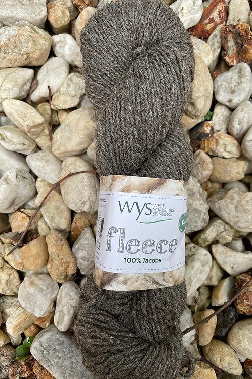 "West Yorkshire Spinners Fleece Jacobs DK ""Medium Grey"""