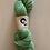 """Thumbnail: Feederbrook Farm Merino/Bamboo Bulky Solids """"Granny Smith"""""""