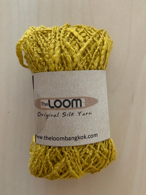 "The Loom Piega 100% Hemp ""Lemon"" 10"