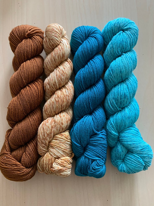 Urth Yarns Merino Gradient Kit Limited Edition