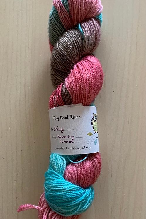"Tiny Owl Yarn Bailey ""Blooming Almond"""