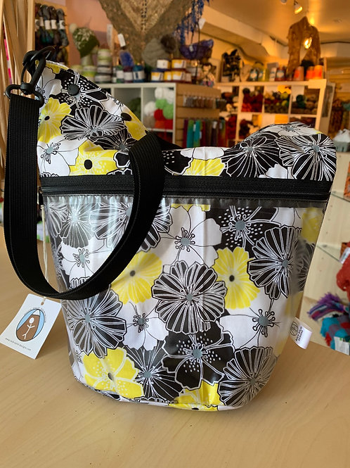 """Rock Solid Designs Grace Bag """"Poppies"""""""