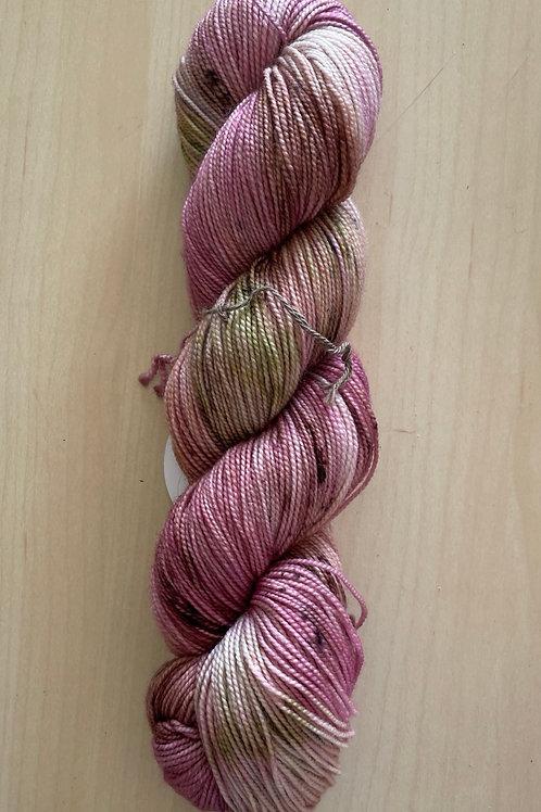 """ColorWae Fiber Arts Color Sock """"Victoria"""""""
