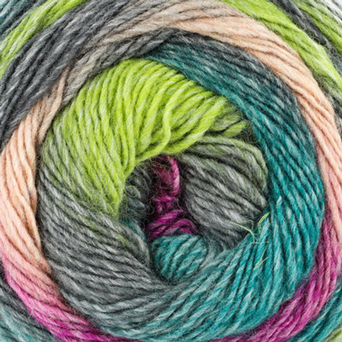 "Universal Yarns Colorburst ""Piquant"" 116"
