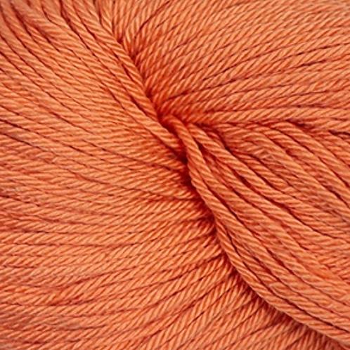 "Cascade Yarns Noble Cotton ""Dusty Orange"" 03"