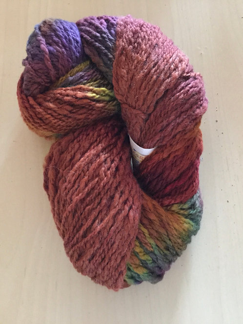 "Great Adirondack Yarn Co Galloway ""Cinnamon"""