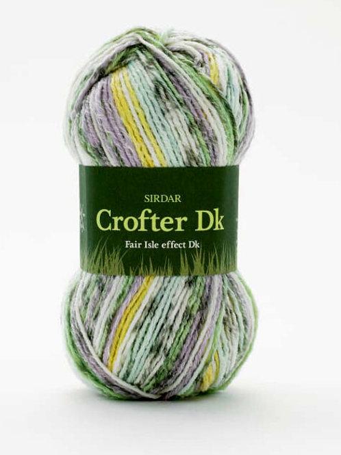 """Sirdar Crofter DK """"Aisling"""" 104"""