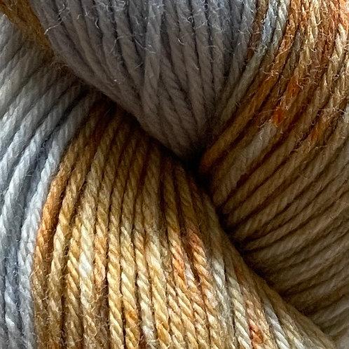 """7th Floor Yarn Cotton/Merino """"Rusting"""""""