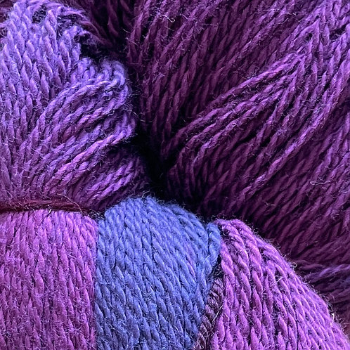 "Blue Heron Organic Cotton DK ""Blueberry"""