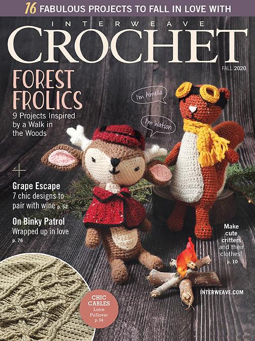 Interweave Crochet Fall 2020