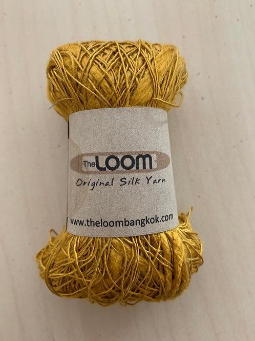 The Loom Risoni 100% Silk Sweet Corn 08