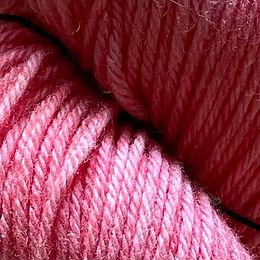 "7th Floor Yarn Cotton/Merino ""Strawberry"""