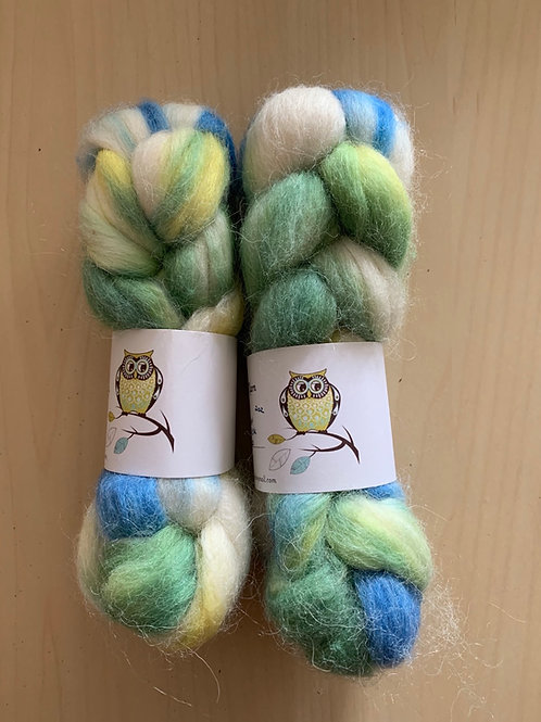 "Tiny Owl Yarn Marshmallow ""Islands"" 2oz"