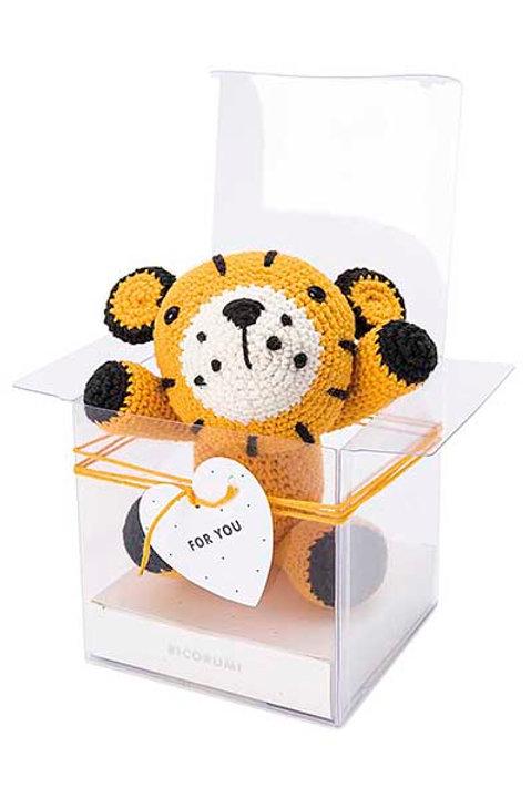 "Universal Yarns Ricorumi Kit ""Tiger"""