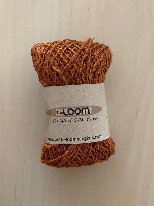 """The Loom Piega 100% Hemp """"Tangerine"""" 03"""