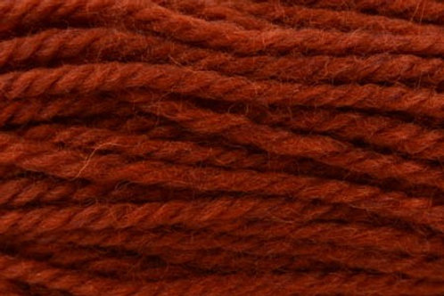 """Universal Yarn Deluxe Worsted  """"Rust Heather"""""""