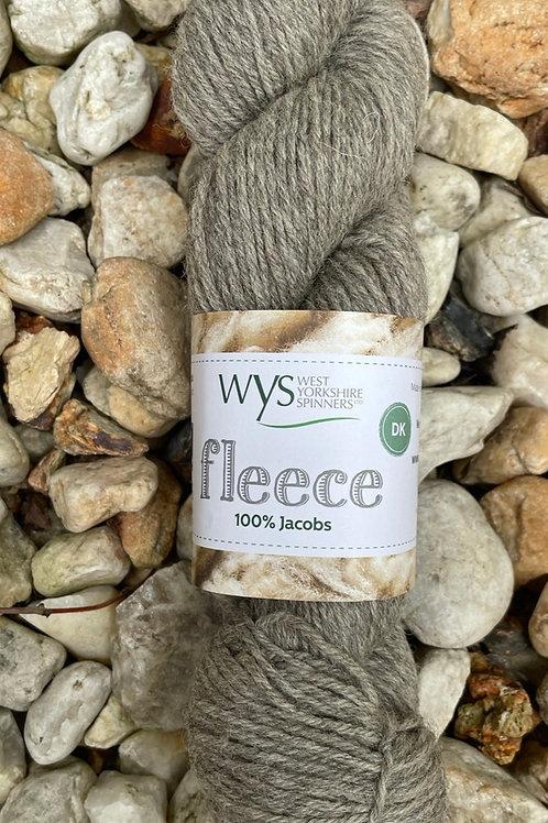 "West Yorkshire Spinners Fleece Jacobs DK ""Light Grey"""