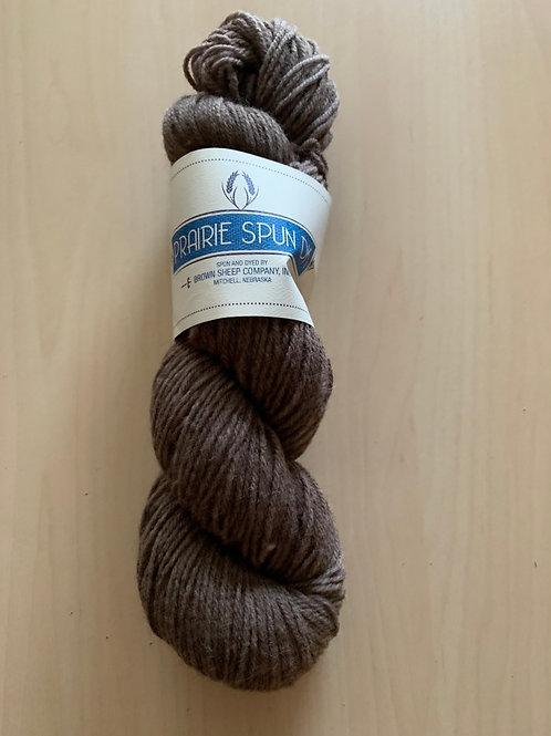 "Brown Sheep Prairie Spun DK ""Reclaimed Wood"" 145"