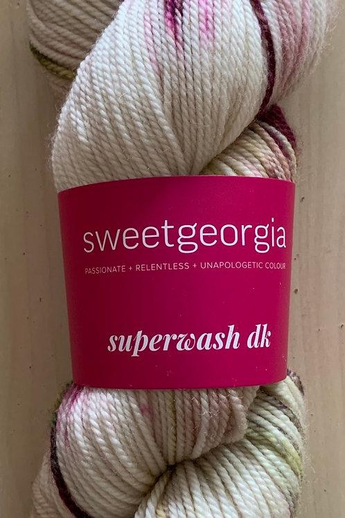 """Sweet Georgia Superwash DK """"Rainbow Sprinkles"""""""