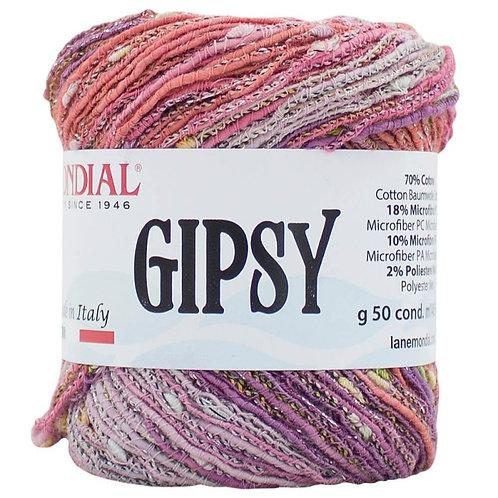 "Diamond Mondial Gipsy ""812"" pink/lilac/orange"