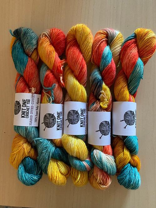"Knit One, Crochet Too Covet ""Bilbao"""
