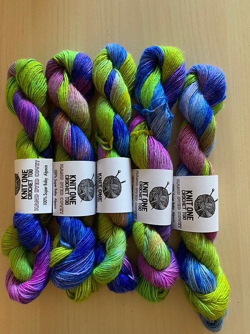 """Knit One, Crochet Too Covet """"Barcelona"""""""