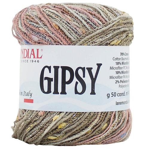 "Diamond Mondial Gipsy ""810"" Beige/Pink/Cream"
