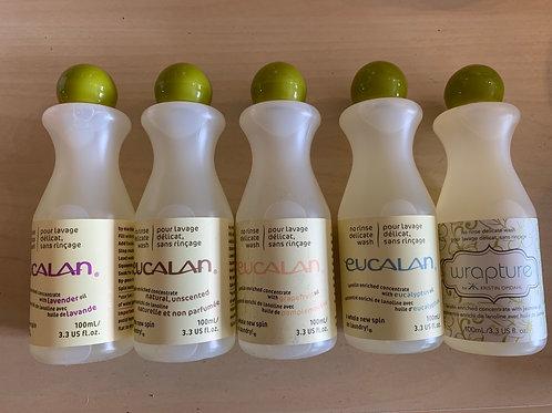 Eucalan no rinse delicate wash 100ml/3.3fl. oz.